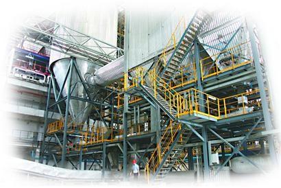 垃圾综合处理厂,已达到日均发电约50万度的规模,可供6万家庭用一年.