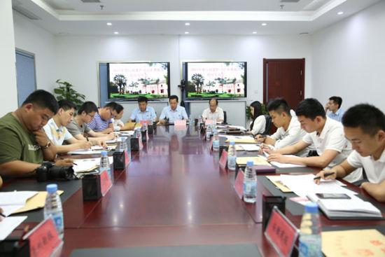 亳州中院召开2015年度行政案件司法审查报告新闻发布会