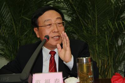 前证监会副主席范福春:对中国证券市场有信心