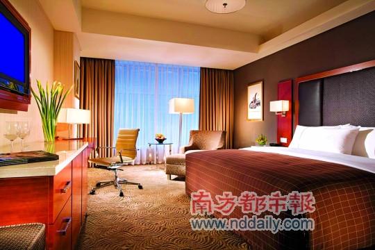 看看最顶级的奢华酒店(组图)