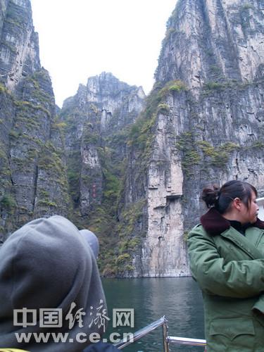 北京4A级景区龙庆峡金刚寺涉嫌欺骗游客(组图)
