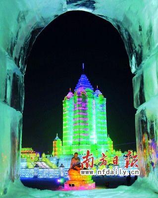 冰城雪域哈尔滨:尽享冬季特色玩乐盛宴(组图)