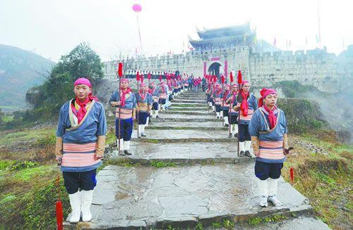82项主题活动 串起2011贵州文化游(图)