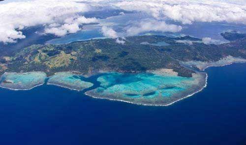 斐济:把北半球的忧郁晒干(组图)