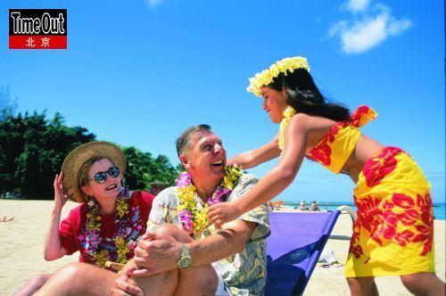 浪漫夏威夷 欧胡岛的尽兴假日(组图)