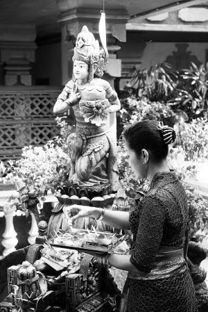 文化为巴厘旅游注入灵魂(组图)
