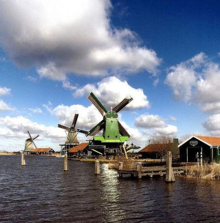 阿姆斯特丹:时髦又性感(图)