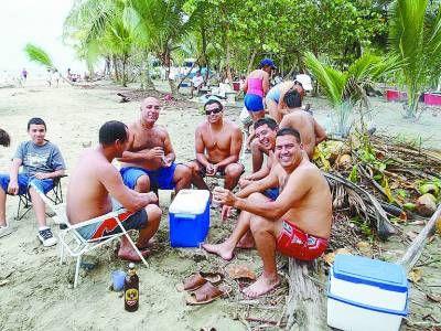 哥斯达黎加富饶海岸(组图)