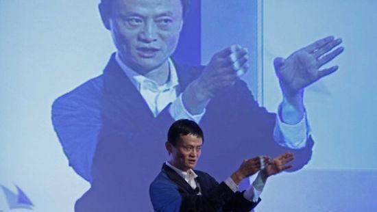 英国《金融时报》2013年度人物:马云 |阿里巴巴