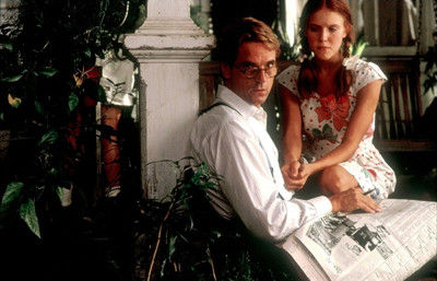 库布里克导演作品《洛丽塔》,因惊世骇俗的恋情在六十年代成为禁片