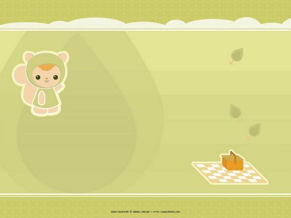 日本卡通可爱猫猫精美壁纸(31)