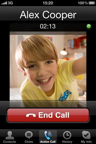 Skype 4.1.1