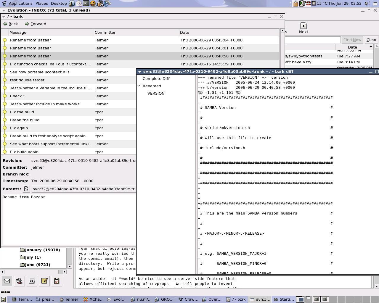 Linux文件共享套件 Samba 4.0.6