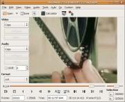 免费视频编辑器 Avidemux for Linux 2.6.20