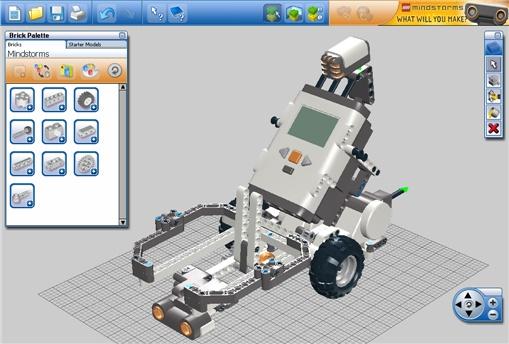 虚拟乐高积木 LEGO Digital Designer 4.3.10