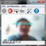 摄像头控制鼠标 eViacam(Enable Viacam) 1.7.2