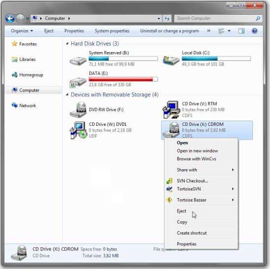 迷你虚拟光驱软件 WinCDEmu 4.1