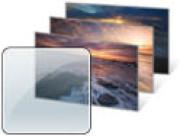 微软官方Windows主题《海滨日落》