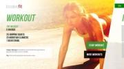 健身伴侣 Bodeefit Windows 8