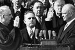 1953年艾森豪威尔宣誓就职