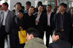 韩国民众获知卢武铉死讯
