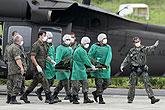 首批遇难者遗体运抵巴西