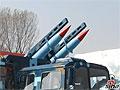 机场实拍国产红旗12导弹
