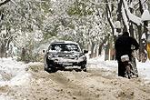 石家庄遭遇54年来最强暴雪
