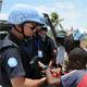 赴海地维和警察赢尊重