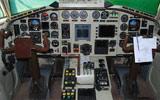 图-154M驾驶舱