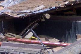 玉树地震致房屋损毁严重