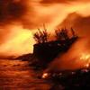 熔炉峰 留尼汪岛 喷发时间:2007年