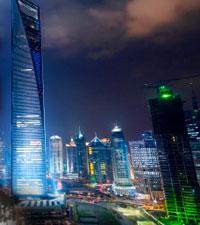 上海休闲地图