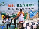 上海的生活画面