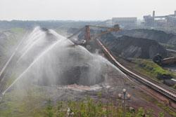 中钢集团抑尘工程