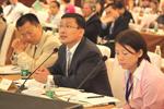 投资机构评审团向企业提问