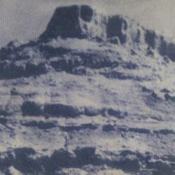 罗布泊地貌(1980年彭加木摄)