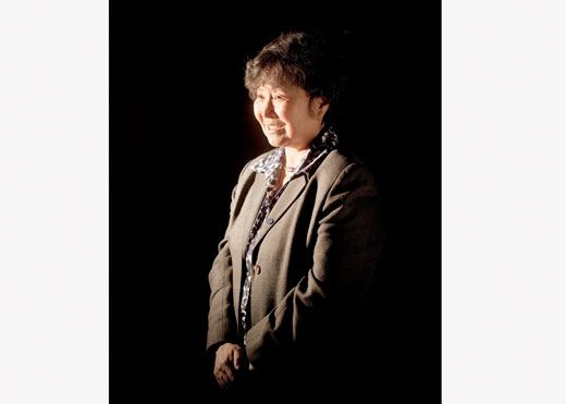 杨功焕,2010 年11 月30 日摄于北京