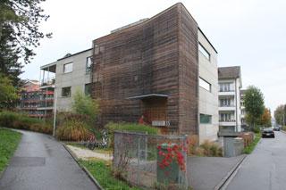 生态住宅外观简洁