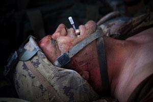 银奖:阿富汗战争
