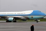 奥巴马提前结束对爱尔兰访问