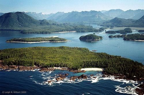 Clayoquot Sound(加拿大)