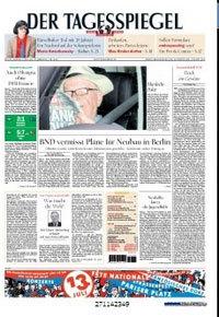 德国《每日镜报》