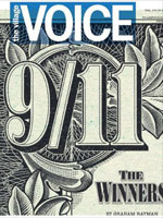 《the village VOICE》