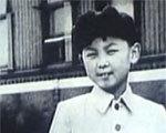 金正日童年照片