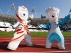 伦敦奥运会吉祥物