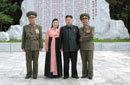 金正恩视察驻守朝鲜东部前线人民军