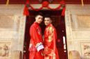 福建首对男同性恋人公开拍结婚照将办婚礼