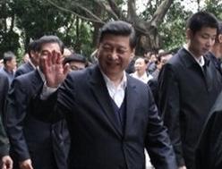 习近平:继续走邓小平道路