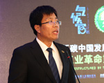 徐敬玉盾安环境总裁助理